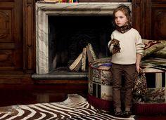Dolce & Gabbana - Collezione Bambini Gallery - Autunno Inverno 2013