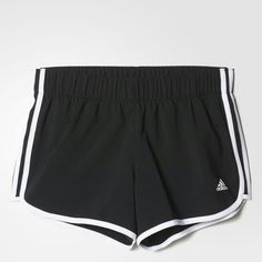 M-10 striped sport shortd Adidas $28