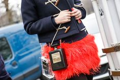 Street Style, Paris: Chanel, Chanel and more Chanel outside Couture Fashion Week #PFW