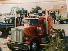 Big Rig Trucks, Semi Trucks, Cool Trucks, Peterbilt 359, Peterbilt Trucks, Trucks And Girls, Heavy Truck, Vintage Trucks, Paint Schemes