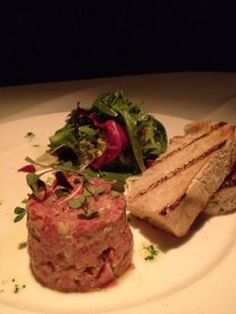 Our steak tartare