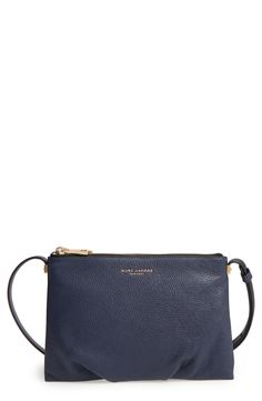 New MARC JACOBS The Standard Leather Crossbody Bag fashion online. [$275]?@shop.seehandbags<<