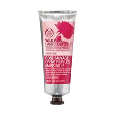 Wild Rose Handcreme LSF 15 | The Body Shop®