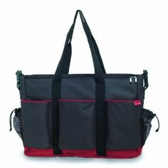 Duo Double Deluxe Diaper Bag by Skip Hop