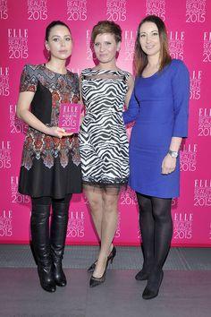 My na Gali ELLE International Beauty Awards 2015 fot. AKPA #clochee #ellepoland #elleinternationalbeautyawards