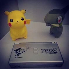 #instagame #pokemon #nintendods #nintendo #nintendolife #lovepokemon #pikachu #geek #geekgirl #pokemonfan #pokemongenerations #gamefreak #soulsilver #heartgold by thajacob