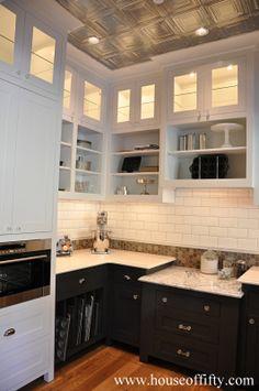 """A """"Bake Kitchen"""" ... separate from their regular kitchen :) ♥♥♥"""