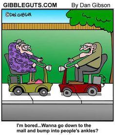 Fun Senior Citizens...