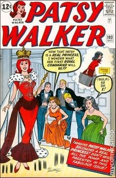 Patsy Walker (1945) #103 GD/VG