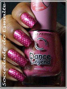 171 - Dance Legend e carimbada com Apipila P41