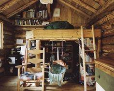log cabin interior design 2012 home design Cabin Interior Design, House Design, Bedroom Designs, Modern Interior, Dream Rooms, Dream Bedroom, Bedroom Office, Bedroom Kids, Mini Chalet