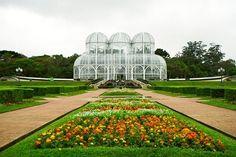 Jardim Botanico |Curitiba, Parana, Brasil