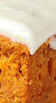 Pumpkin Recipes, Fall Recipes, Pumpkin Bars, Vegetarian Cheese, Fall Desserts, Cream Cheese Frosting, Cornbread, Baking Soda, Autumn