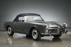 1959 Alfa Romeo 2000 Spider.