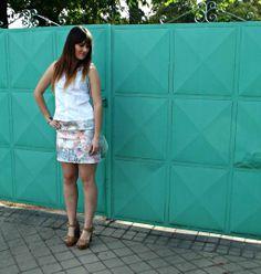 Blog actualizado ¡New Look! Empezamos la semana con nuevo outfit #ShoeLover http://nuriagarch.blogspot.com.es/2014/05/predominance-of-mint-green.html … @MARYPAZ Shoes