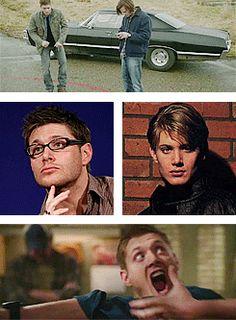 [GIFSET] Just....Jensen :)