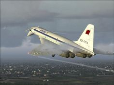Aeroflot Tu-144