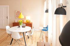 Schau Dir dieses großartige Inserat bei Airbnb an: Mitten im Prenzlauer Berg - Apartments zur Miete