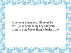 Happy, Funny and Wedding Anniversary Quotes for him and her, for parents, couples, husband and wife. All years Anniversary Quotes and Images from the heart. Happy Wedding Anniversary Quotes, Anniversary Quotes For Parents, Happy Marriage Quotes, Quotes For Anniversary, Anniversary Cards, Anniversary Message For Husband, Relationship Quotes, Relationships, Love Quotes For Boyfriend