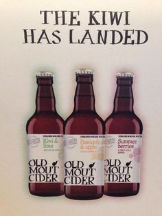 Twitter / Search - old mout cider