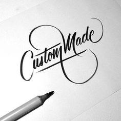 Brush lettering by http://neilsecretario.com