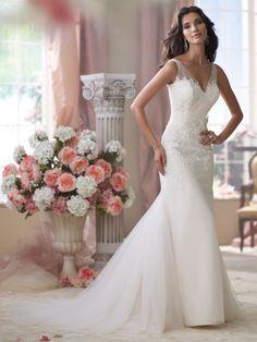 David Tutera - Wilkins - 114284 - All Dressed Up, Bridal Gown
