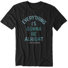 "Life is Good ""Creamy"" t-shirt ($32)"