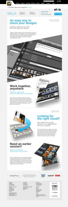 Elvis DAM _ Digital Asset Management by Deep Graphic