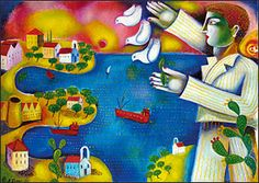 sea Study Planner, Inspire, Sea, Artist, Painting, Inspiration, Biblical Inspiration, Student Planner, Artists