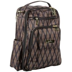 Ju Ju Be Legacy Be Right Back Backpack Baby Diaper Bag The Versailles NEW
