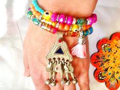 SALETAJ MAHAL Bracelet Princess of Arabia bracelet by Nezihe1