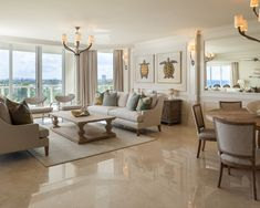 glamorous-pictures-of-marble-flooring-with-luxury-chandelier-and-a-set-of-sofa-also-beige-rug.jpg 550×440 pixels