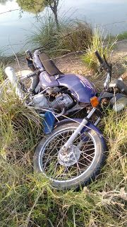 NONATO NOTÍCIAS: JOVEM MORRE  EM ACIDENTE DE MOTO EM CAMPO FORMOSO