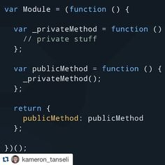 #Repost @kameron_tanseli with @repostapp  Reorganise your code today  make a module   #technology#innovation#mobile#programming#coding#Tuesday#Android#ios#apps#geek#hacklife#hacking#geeklife#gadgets#tech #Linux#programmer #codepen #html5 #css3  #javascript #design #website #bootstrap #python #django #startup#php by adrian_taborda