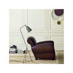 FLOOR LAMP designer: Greta Magnusson #Grossman // brand: #Gubi // year: #1947