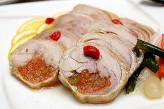 date stuffed drunken chicken | Taiwanese cuisine