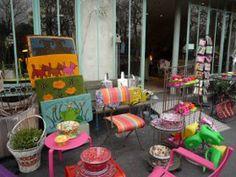 Le Jardin d'Olaria  -  5, rue de Medicis   75006 Paris   Phone: 01 43 26 31 25  Opening hours: mon-sat 10h-19h  Métro: RER Luxembourg