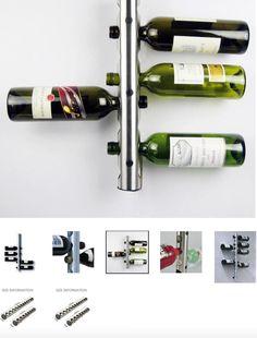 Unique Wall Wine Rack