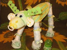 Diaper moose!?  I'm not pregnant nor will I be anytime soon, but this is so dang cute!