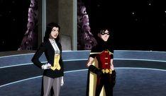 Season 1 Episode 26 Auld Aquaintance: Zatanna & Dick>>>>kinda ship, but not really