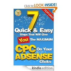 Get the maximum adsense CPC that you deserve! Stop getting robbed now!