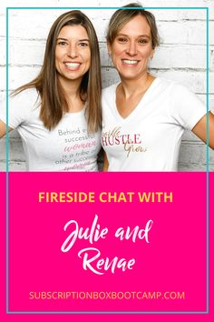 In this episode, Julie and Renae are going to make you laugh and cry a little bit. They are going to get a little deep and personal and share what really happens behind the scenes. Start a sub box, How to start a subscription box, Start a subscription box, Complete Business Plan, Business Ideas, How to Make Money, Entrepreneur Inspiration, Business Plan Execution, Business Launch Ideas, Business Interviews, Trendy Business Ideas! #planning #subscriptionbox #interview #trendybusiness…