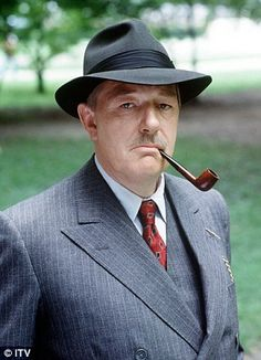 Pin by Dorothy gell on Tv detectives | Michael gambon, Tv ...