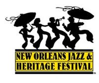 New Orleans Jazz Festival. New Orleans is known for many things and one of those things is the New Orleans Jazz and Heritage Festival, a seven day festival in April and May celebrating music, arts, food and culture.