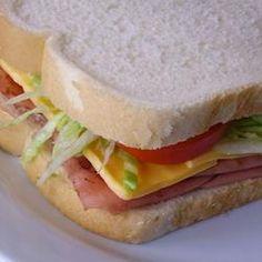 Fried Bologna Sandwich Allrecipes.com