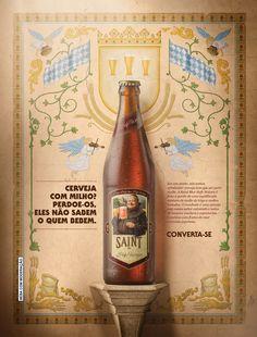 Branding Saint Bier - Rodrigo Poersch