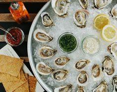 "#Atlanta's Watersed on Peachtree & The Optimist were named ""Best New Restaurants"" by Conde Nast Traveler!"