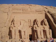 Abu Simbel, #Egipt