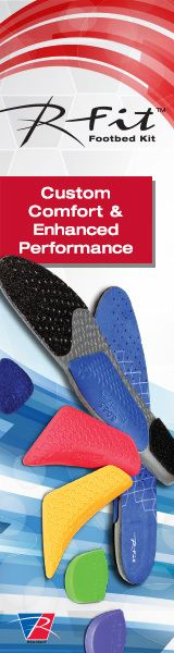 Riedell R-Fit Footbed Insoles