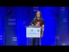 Ellen Page Comes Out As Gay, Gives A Touching And Brilliant Speech At Conference For LGBT Teens. Read http://www.crushable.com/2014/02/15/entertainment/ellen-page-comes-out-gay/#ixzz2tWI8syQU